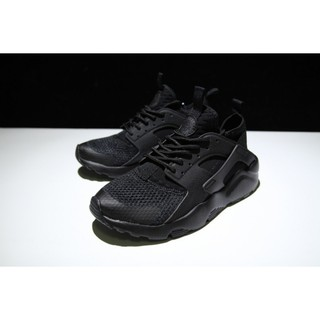 全新正品Nike Air Huarache Run Ultra 全黑 黑武士 男女鞋 833147-001
