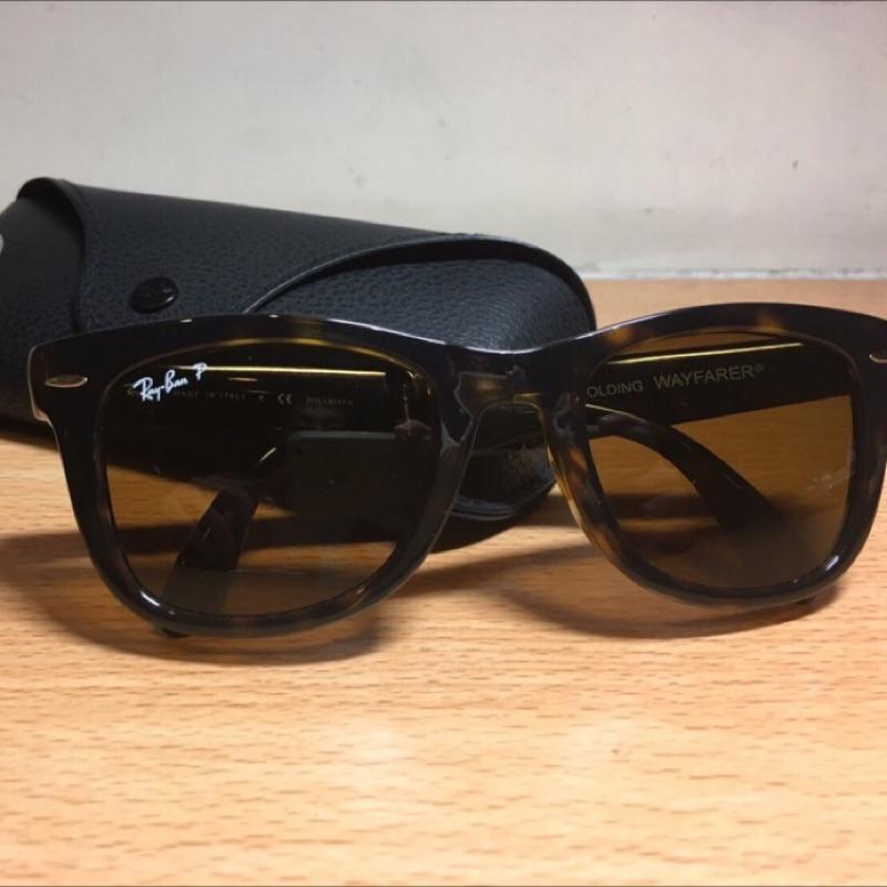 雷朋太陽眼鏡WAYFARER FOLDING RB4105   710