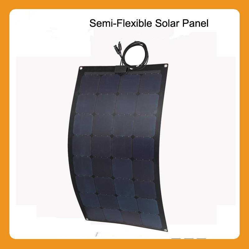 熱銷太陽能SUNPOWER充電系統400W 72汽車發電系統轉換效率22%