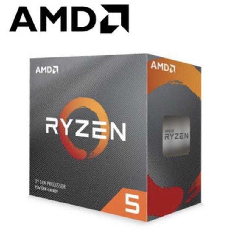 AMD 6核 R5-3500X 3.6G~4.1G+TUF GAMING B55M PLUS全新盒裝三年保