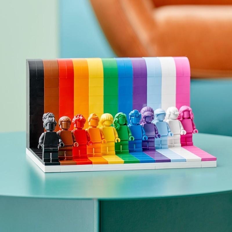 樂高lego40516EveryoneIsAwesome (現貨)