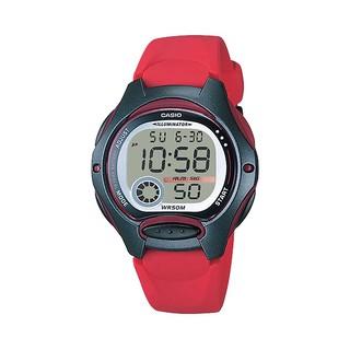 【 免運】【 CASIO】 可愛電子錶/ 兒童錶LW-200 LW-200-4A防水/ 照明 公司貨保固一年附原廠保卡 台中市