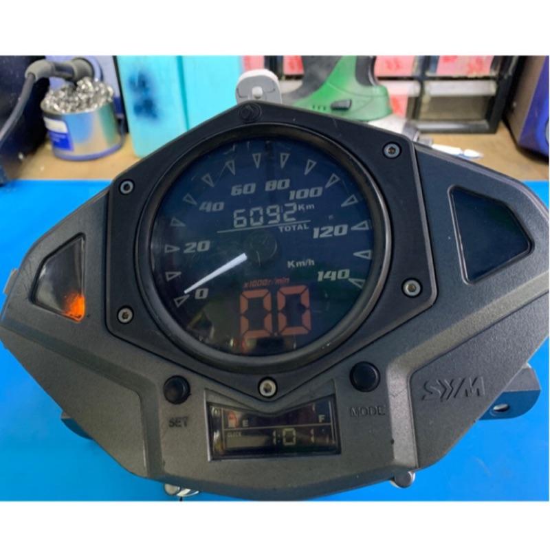 SYM三陽 原廠中古 2手 🔺下標前請先私訊背面代號🔺 液晶儀表版液晶錶  Fighter 5代 150 整理好的。