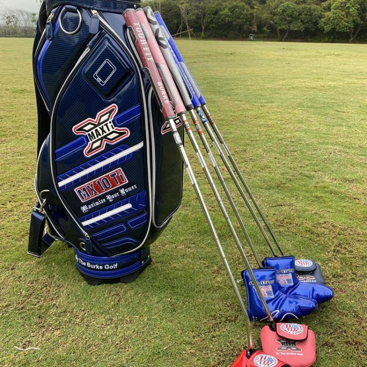 低價促銷免運 高爾夫球桿 美國原裝 BURKE 高爾夫推桿握把 高爾夫球桿握把 男女士推桿握把 『快速發貨』