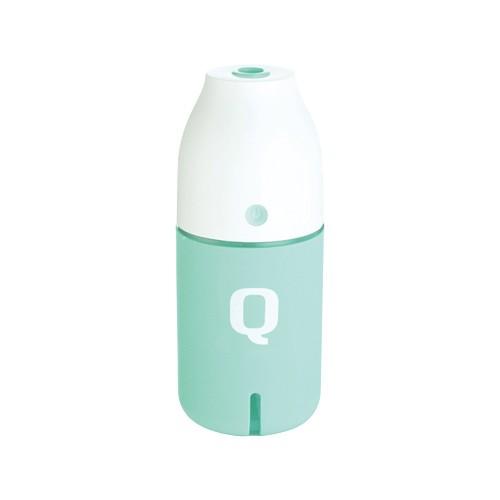 廣寰KF-310 牛奶瓶造型噴霧加濕器(淺綠)