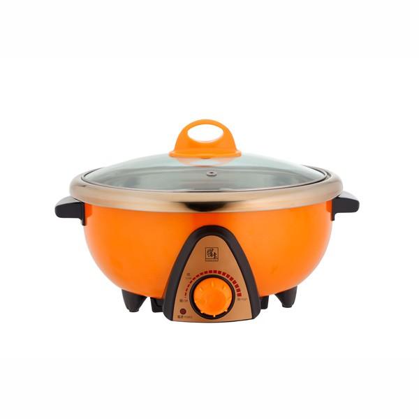【鍋寶】分離式不鏽鋼料理鍋 4L SEC-420-D