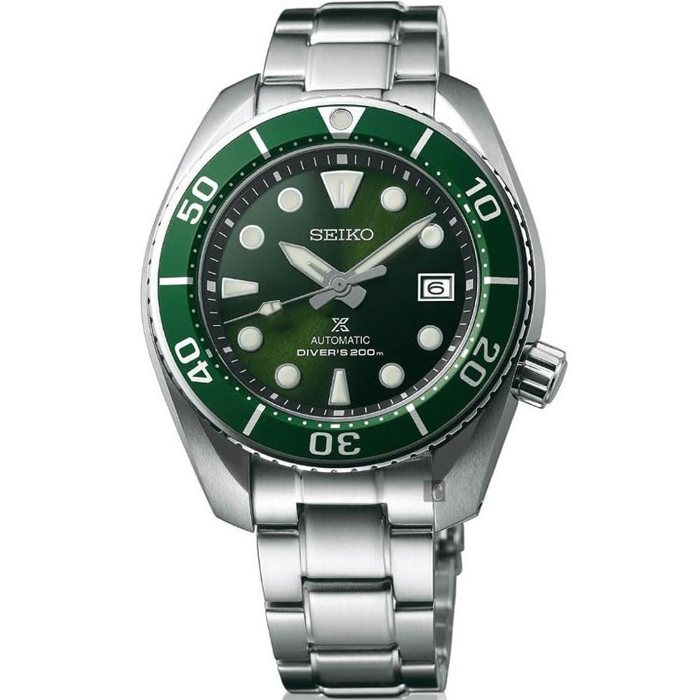 SEIKO精工 綠水鬼 PROSPEX 200米潛水機械錶-45mm 6R35-00A0G(SPB103J1)廠商直送