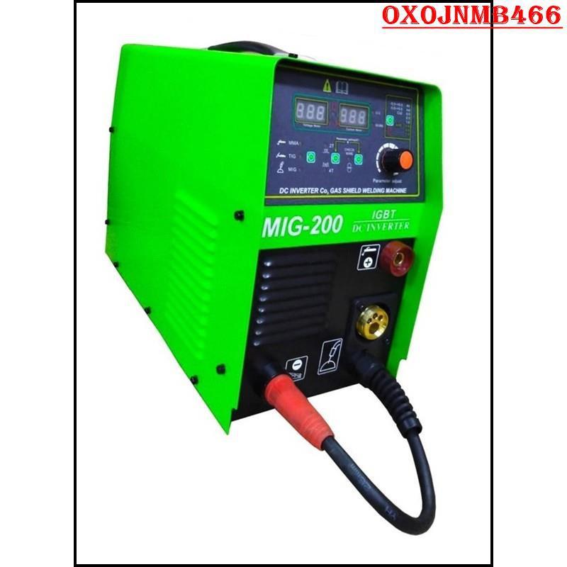 臺灣製造 上好牌 MIG-200 電焊機 焊接機 免CO2焊機 MIG200