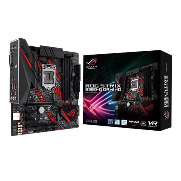 ASUS 華碩 STRIX B360-G GAMING 主機板(4712900975345)