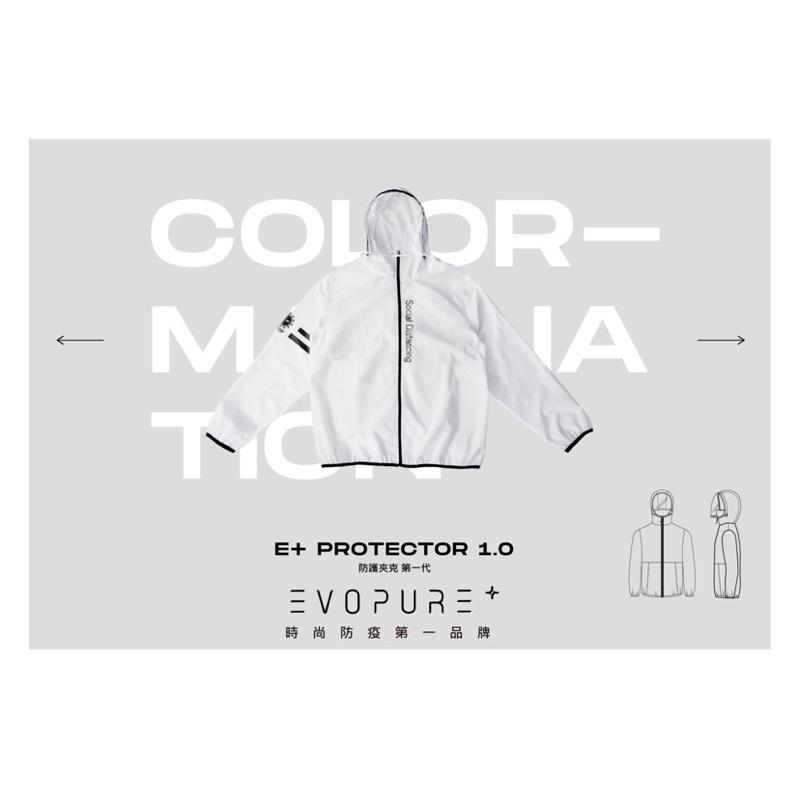 Evopure+ 時尚防護夾克_防疫夾克