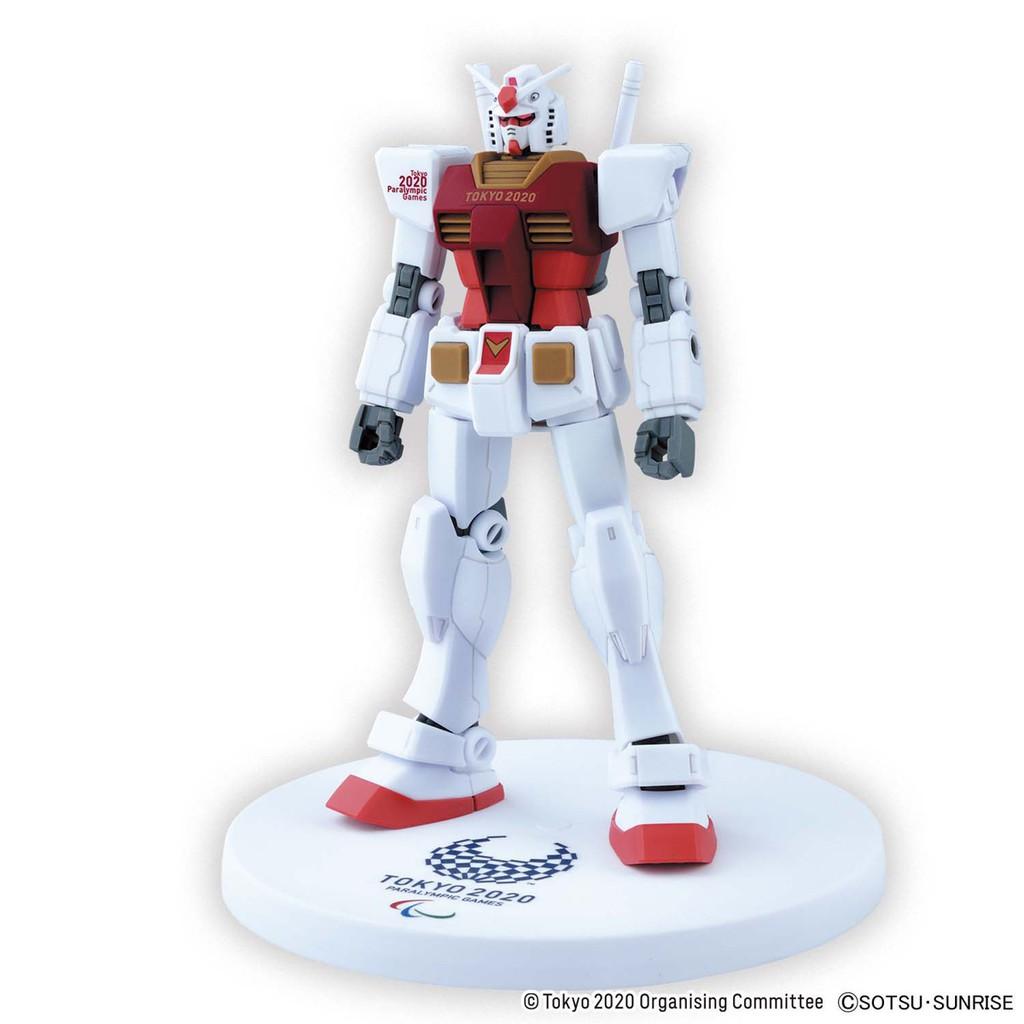 日本東京奧運 正版 紀念鋼彈組合模型/哈囉娃娃模型 Gundam 日本直送