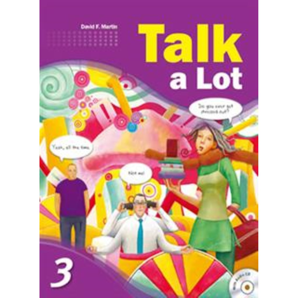 Talk a Lot 3 (with MP3)