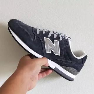 HU New Balance 996 mrl996 深藍色 灰 藍灰 男女鞋余文樂 運動鞋b跑步鞋