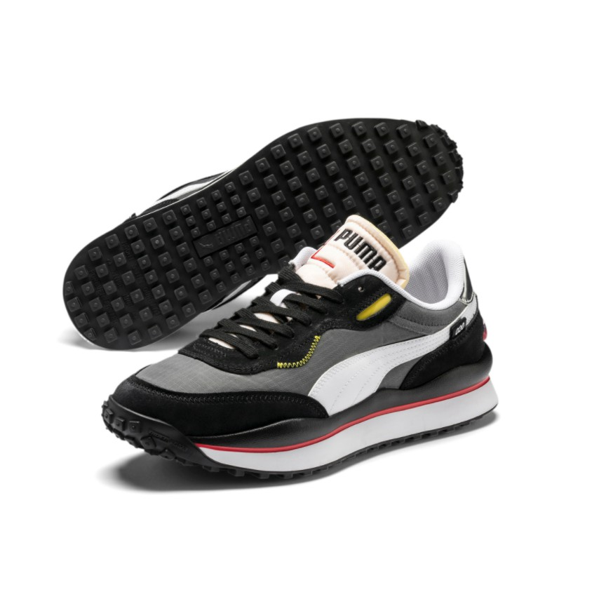 💐LOEIZ💐 韓國代購🇰🇷 PUMA STYLE RIDER PLAY ON SD 宣美  黑 老爹鞋