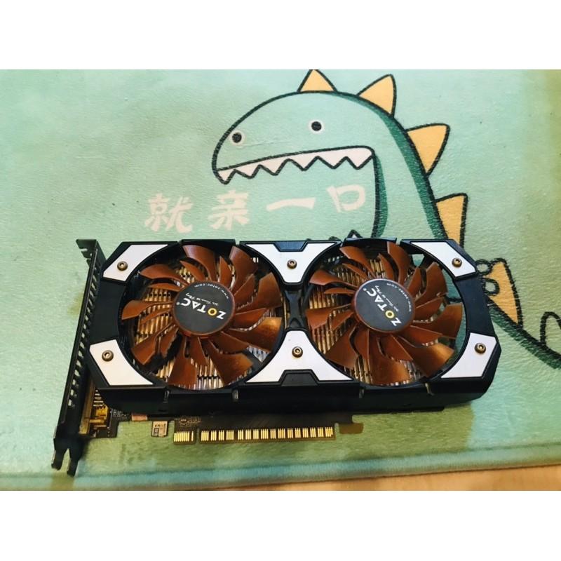 索泰 GTX 750TI 2G DDR5