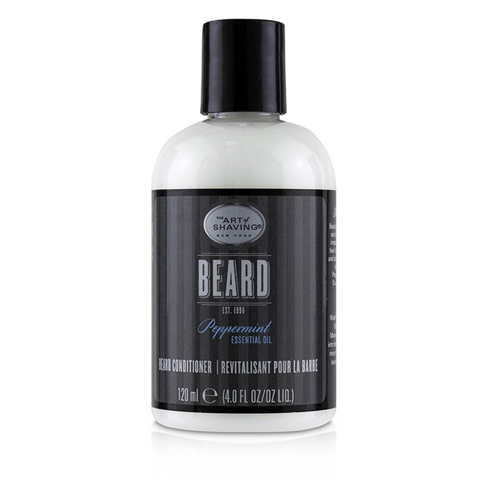 刮鬍學問 - 潤鬚乳 Beard Conditioner - 薄荷精油
