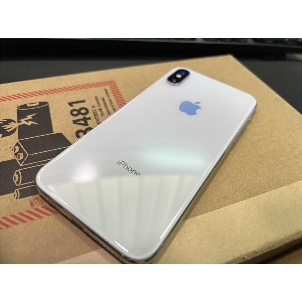 iPhone X 10代,256g 銀,二手9成新