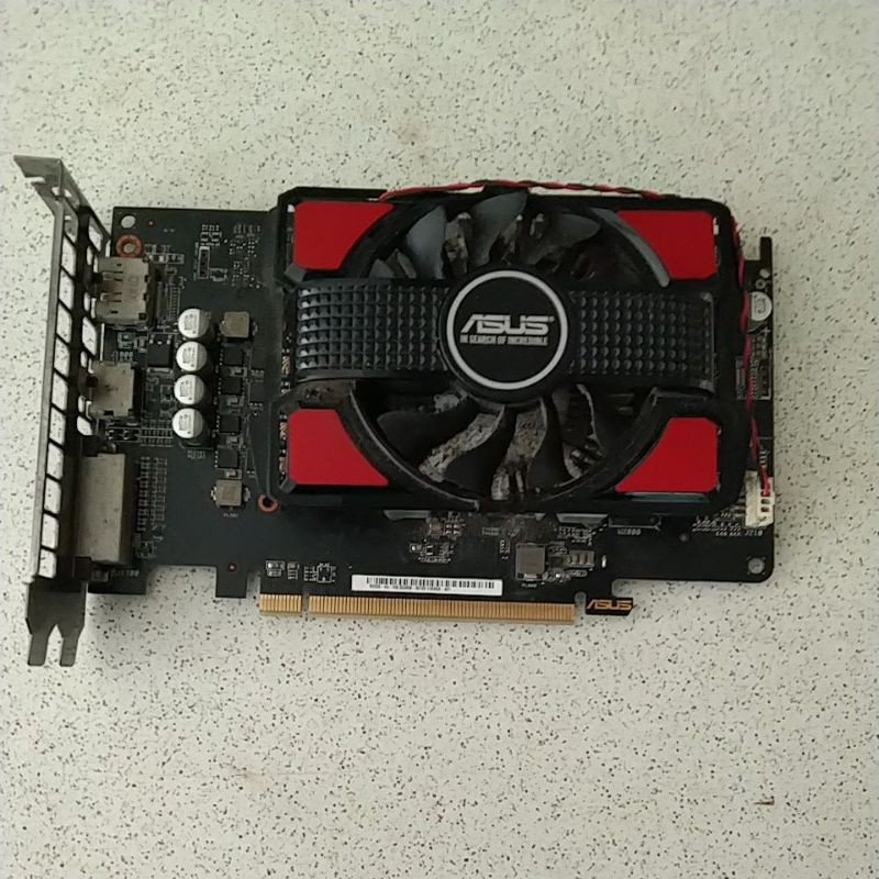 asus rx550 4g