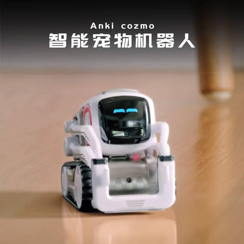 Anki Cozmo Vector 智能瓦力寵物機器人 美國原裝