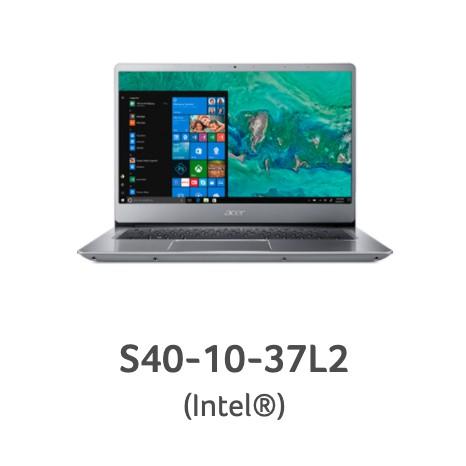 ACER S40-10-37L2 黑蘋果/現金分期/無卡分期/免卡分期/低收入戶優惠 高雄實體店面3C手機電腦筆電