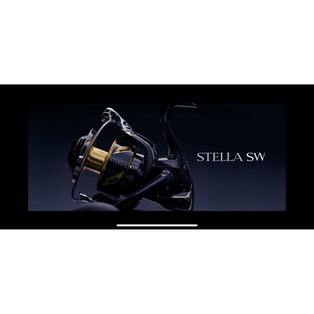 海天龍釣具~2020年【SHIMANO】強.勇.有力【STELLA】SW 6000 系列 大物捲線器