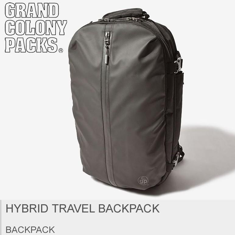GRAND COLONY PACKS後背包
