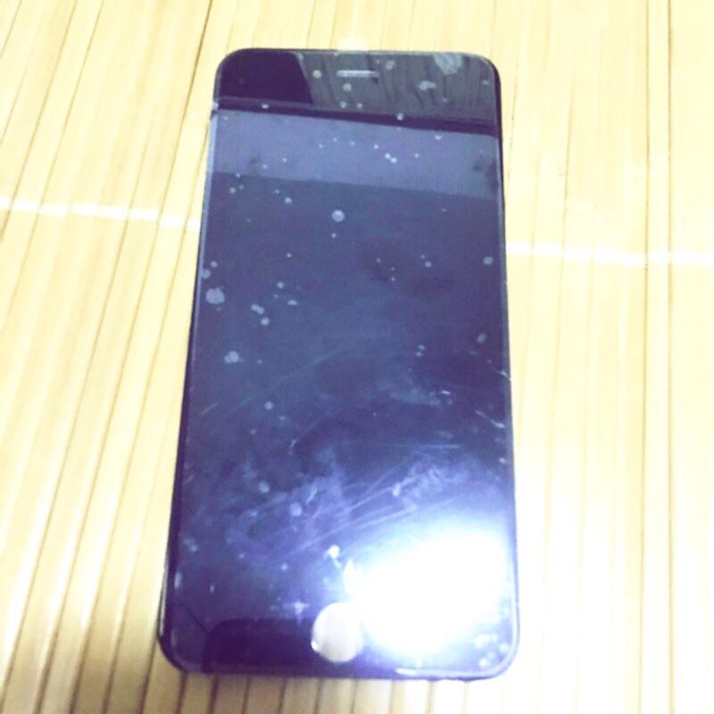 iPhone 6 Plus 原廠面板 黑色 單買零件請帶機子過來試