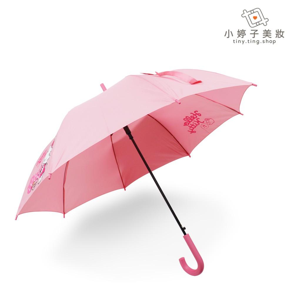 Sanrio三麗鷗 Hello Kitty-時尚自動長直傘 超低價商品 小婷子美妝