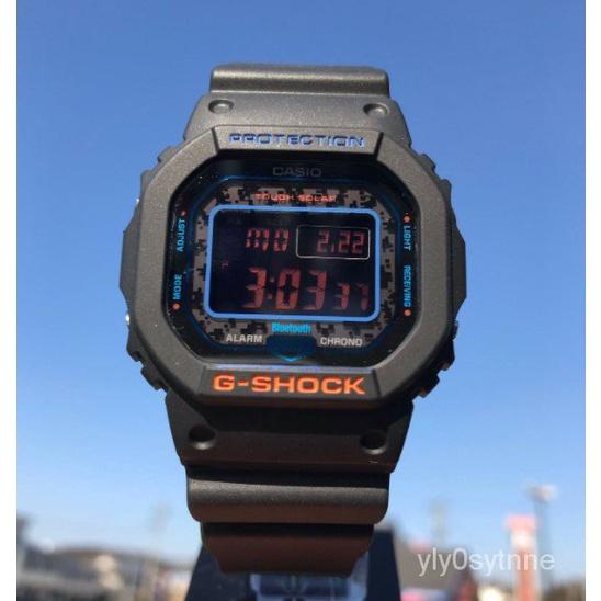 G-SHOCK卡西歐GW-B5600MG-1JF GW-B5600CT-1JF20氣壓運動手錶