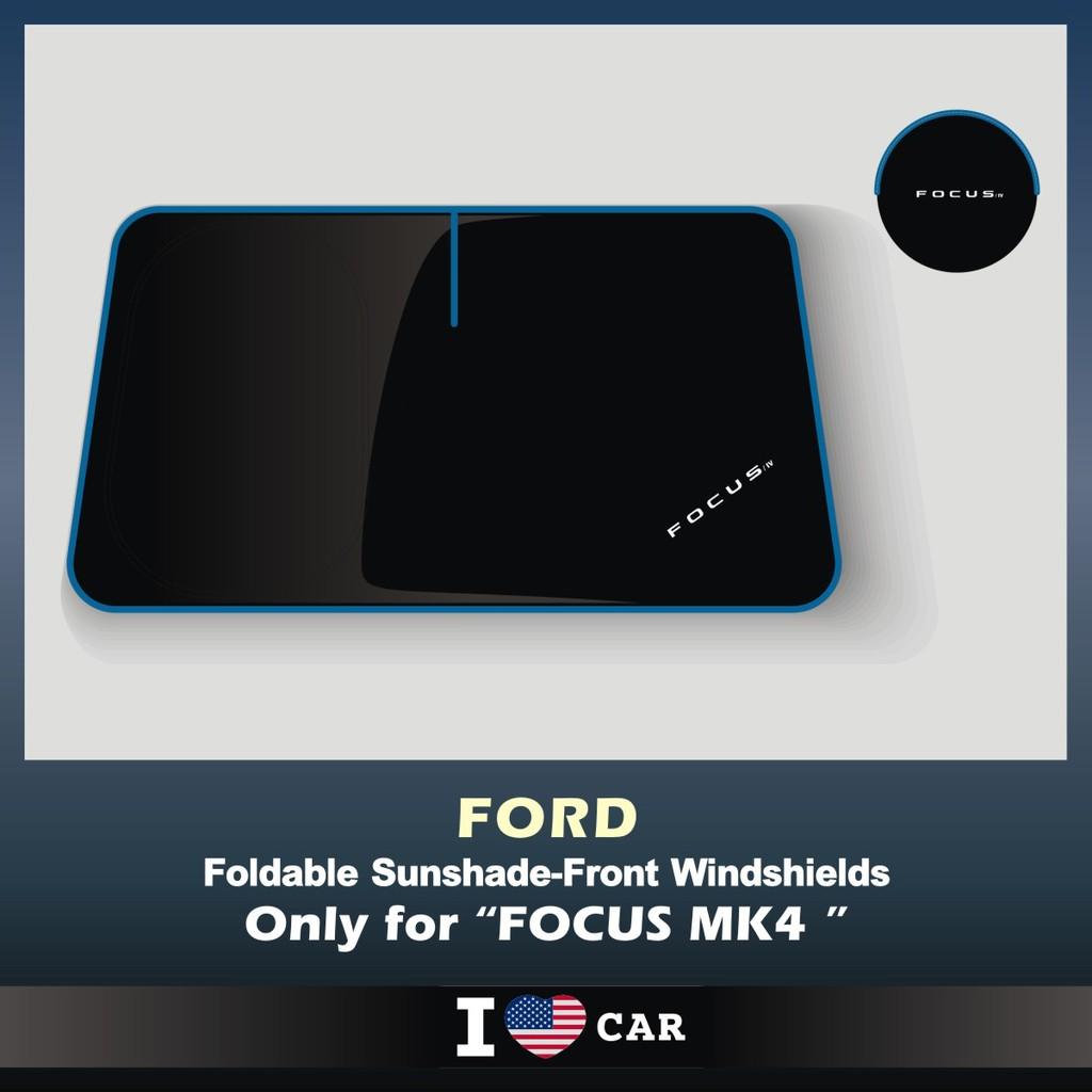 Ford/ 福特_FOCUS_MK4_可收納前檔遮陽板_(升級版)