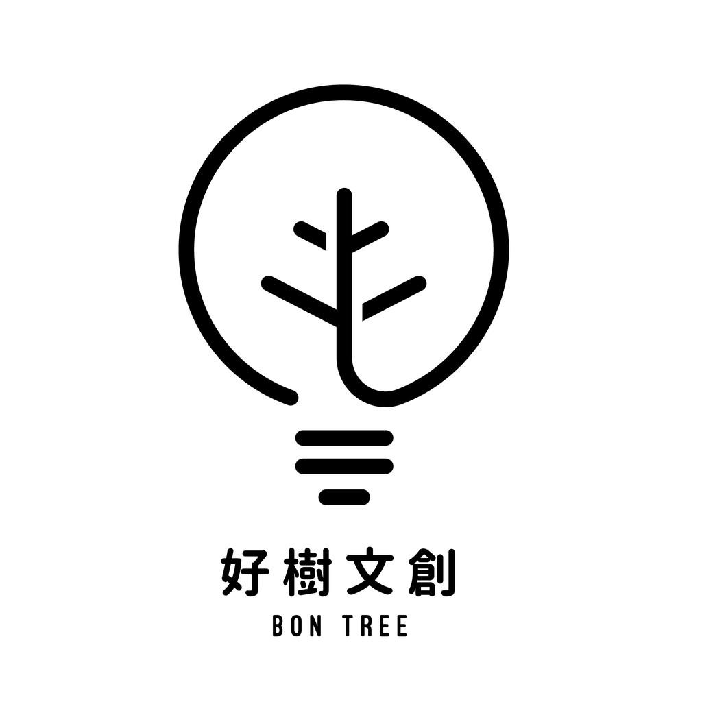 好樹文創Bon Tree 限量胸章