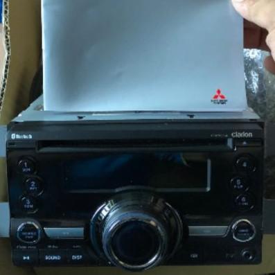 Mitsubishi 三菱 CQ-SB800A 二手原廠音響