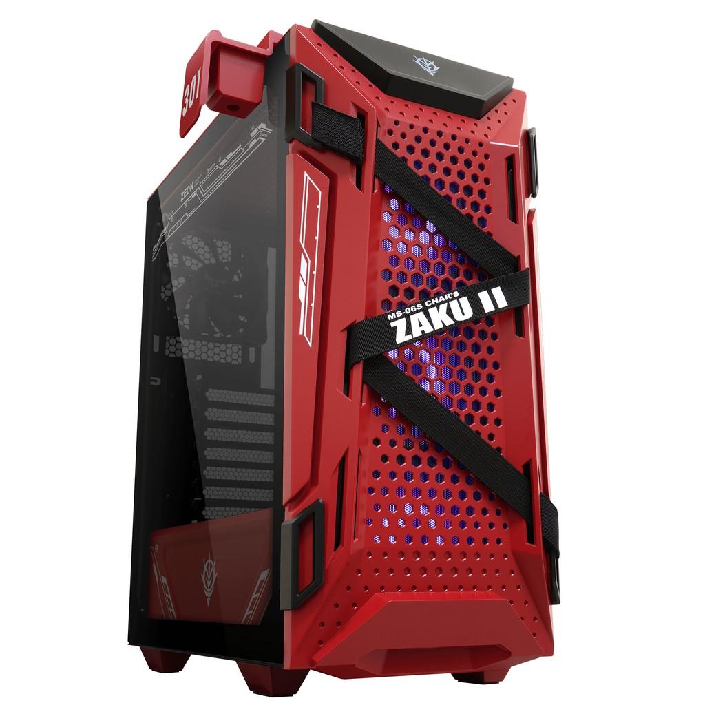 🌟蝦皮最低價🌟 華碩 TUF Gaming GT301 ZAKU II EDITION 鋼彈限定版 機殼 聯名