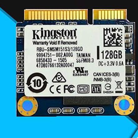 固態硬碟金士頓閃迪 半高 MSATA3 128G固態硬盤SSD Dell5460 5470華碩S400