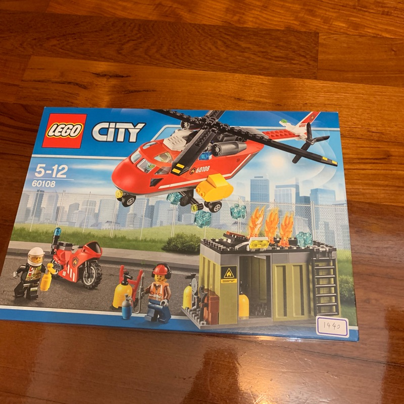 Lego 60108
