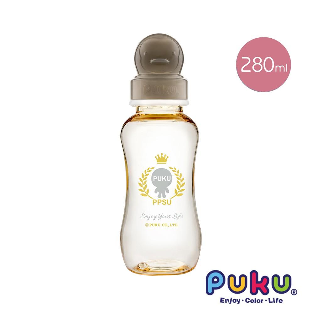 PUKU PPSU母乳實感標準奶瓶280ml(P10818)
