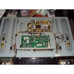 SAMPO 聲寶牌32吋液晶電視...機型LM-32V37...(零件拆賣)