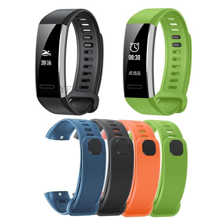 華為Band2運動智能錶帶 band2 pro健康手環錶帶華為運動手環錶帶