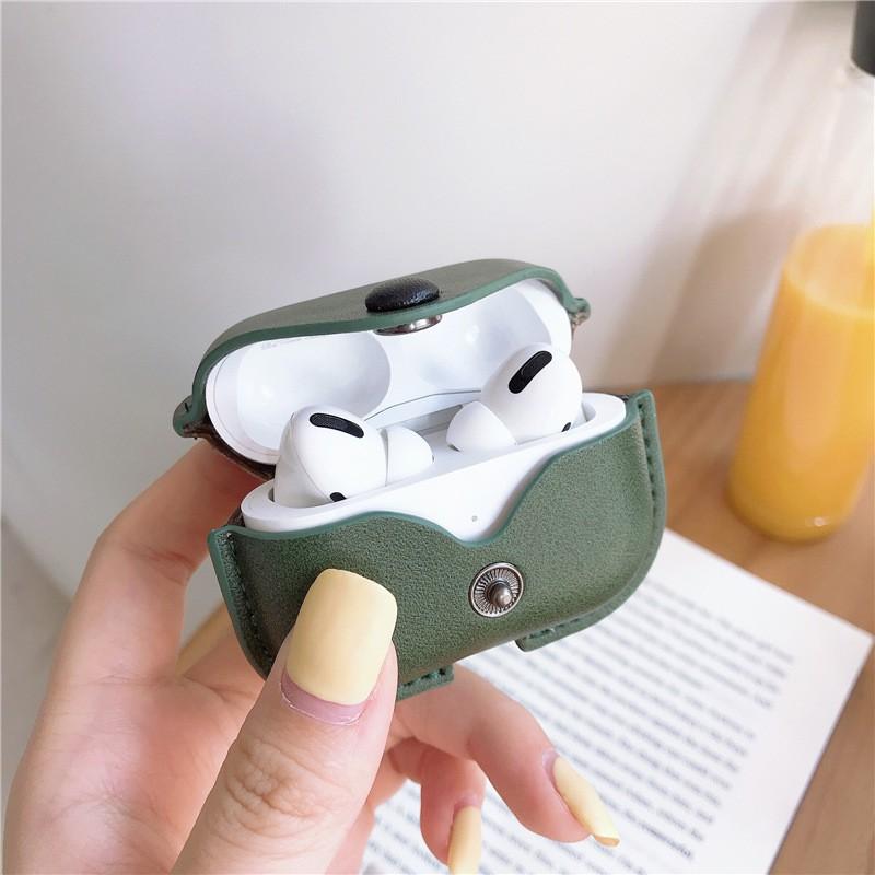 pro保護套適用 蘋果藍牙耳機充電盒新款防摔簡約