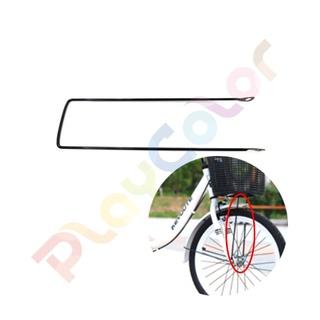 菜籃【ㄇ架】26/ 24/ 20/ 16吋 U型支架  腳踏車ㄇ型支架 菜籃配件 零件 淑女車 自行車【C56】 新北市