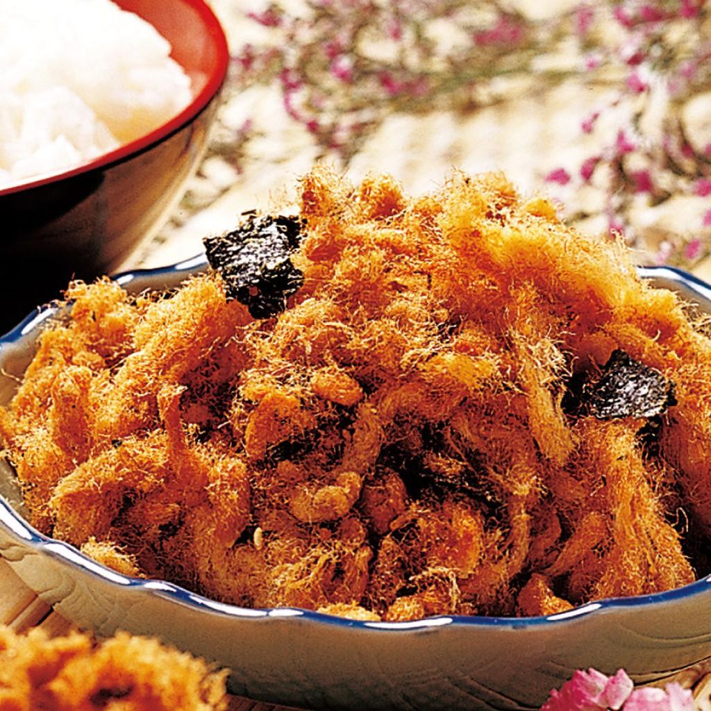 《裕芳食品》頂級海苔肉鬆