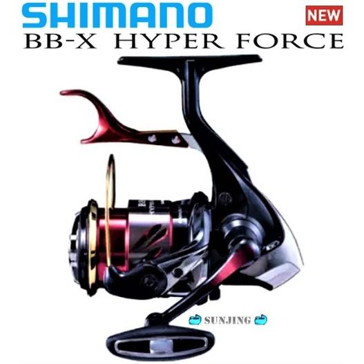 🐳三鯨釣具🐳SHIMANO🐳BB-X HYPER FORCE DXXG 捲線器 手剎車 精巧款 BBX HF 磯釣 海波