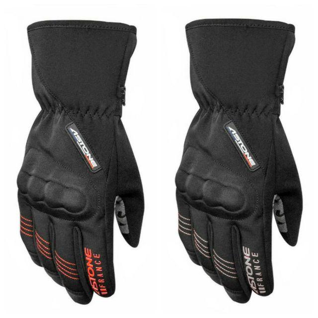 ASTONE GA50 手套 隱藏式護具 可觸控 防水 防風 保暖 防摔