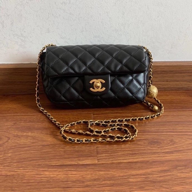Chanel20春夏 金球系列贈品包斜背包