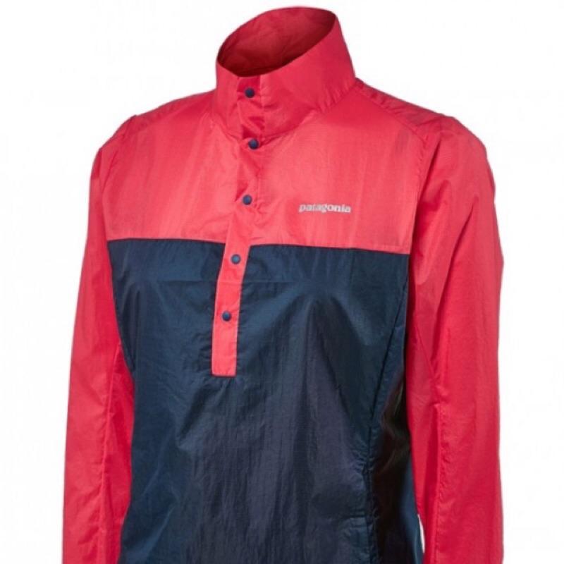 Patagonia 慢跑輕薄防潑水風衣 Houdini Pullover DWR 女用 美國購入 外套太多釋出