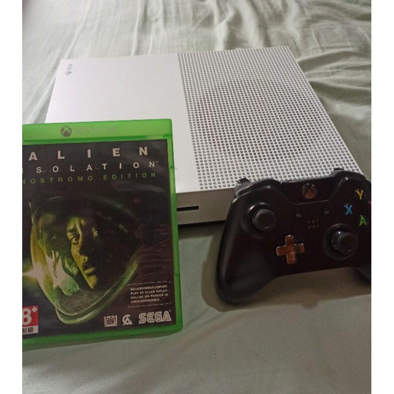 [最便宜]xbox one s 1TB + 搖桿 + 遊戲