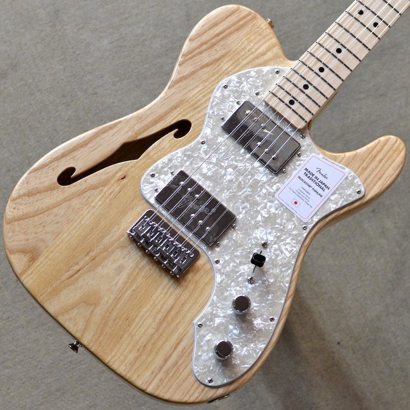 Fender MIJ 2021 TRAD II 70S TELE THINLINE 電吉他 公司貨 【宛伶樂器】