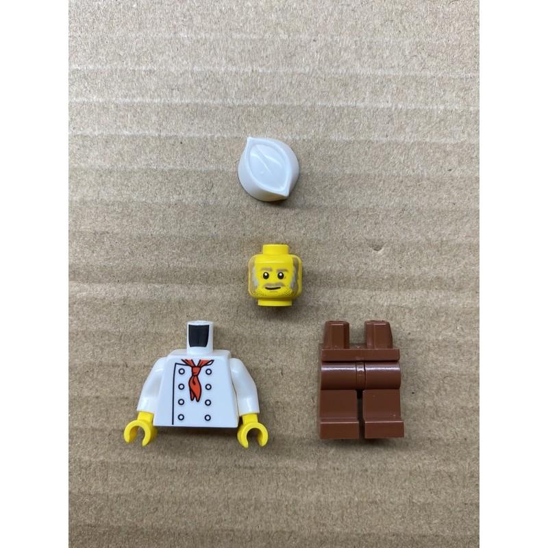 LEGO 樂高人偶  廚師 CREATOR 10260