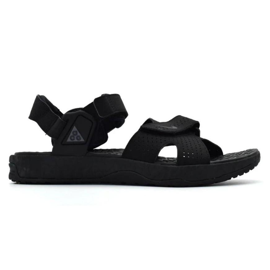 Nike ACG Air Deschutz 戶襪機能 涼鞋 黑灰