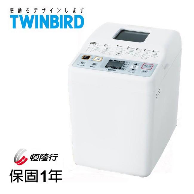 日本TWINBIRD 多功能製麵包機 PY-E632TW(附中文食譜)